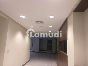 3500 Sq Ft Space Available For Rent In F-7 Markaz