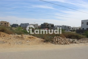 500 Yards Residential Plot For Sell On 6th Street Khy Badar Most Wanted Location