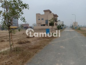 Good Location Corner Plot of 65 Marla is for Sale in Block D of DHA 9 Town Lahore
