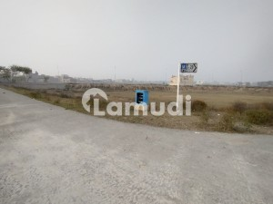 Corner Brilliant Location 1 Kanal Residential Plot For Sale In Dha Phase 5 M Block