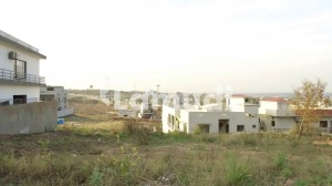 1 Kanal Residential Plot is Available For Sale In Sector B Dha Phase 5 Islamabad