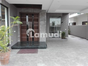 Modern Design Brand New 1 Kanal Bungalow For Sale At Superb Location