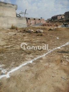 5 Marla Plot For Sale in Grand Avenues Housing Scheme