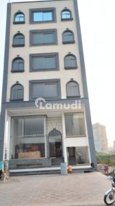8 Marla Broadway Commercial Full Building For Rent In Dha Phase 8