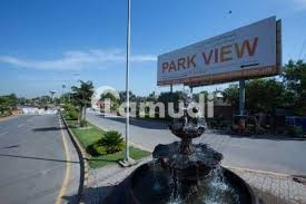 5 Marla Residential Plots For Sale In Park View VillasLahore