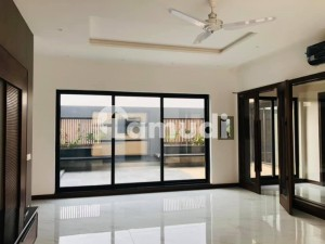 One Kanal Brand New Solid Stunning Bungalow with Basement In Dha Lahore