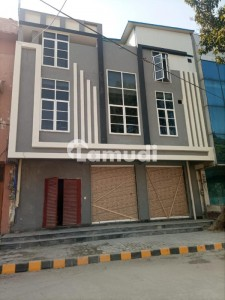 30x30 Triple Storey Corner Commercial Plaza For Sale