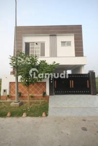 5 Marla Modern Bungalow For Sale In Dha Lahore