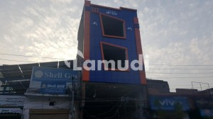 Charming Ground First Road Lalamusa Building For Rent