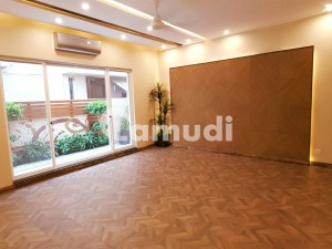 The Most Beautiful Modern Design 1 Kanal Brand New Full Basement Bungalow For Sale