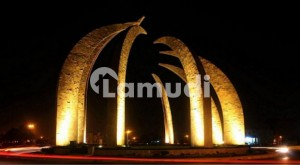5 Marla good Location Plot For Sale In  Bahria Town Lahore