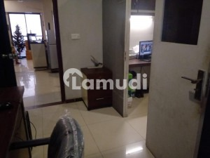 Elegantly Constructed 2 Bedroom 900 Square Feet Apartment On 1st Floor On A Prime Location Of Dha Phase 6 Big Shahbaz Commercial Adjacent To Sabs Beauty Salon Is Available For Rent In Reasonable Demand