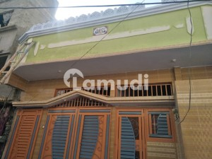 Double storey House For Sale  in Baldia Town  Area of house is 80 Square Yards