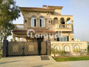 10 Marla Brand New Spanish Luxury Designed Bungalow For Sale in DHA 9 Town