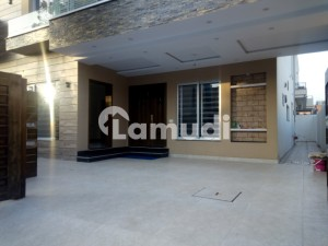 10 Marla Brand New House For Sale In Wapda Town