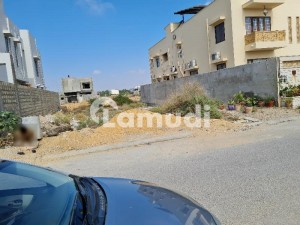 500 yards plot D-cutting 3rd plot for sale