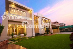 Brand New Bungalow Is Available For Sale In Dha Phase 3