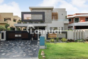 Well Design Brand New Basement Luxury Bungalow For Sale At Prime Location