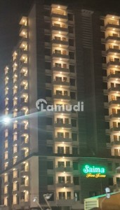1200  Square Feet Flat In Shaheed Millat Road For Rent