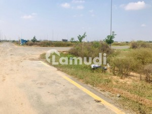 CORNER 5 Marla Residential Plot No 266 For Sale In DHA 9 Town