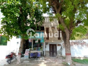 4 Marla Building In Main Shami Shaheed Rd For Sale