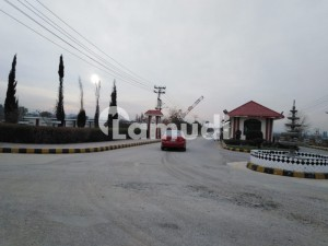 1 Kanal Residential Plot For Sale In Awt D18 Islamabad
