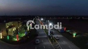 4 Kanal Commercial Plot Are Available For Sale In Tipu Block Garden Town Lahore On Ferozpur Road Prime Location Main Boulevard  Plot Near To Kalma Chowk Opposite Toyota Motors
