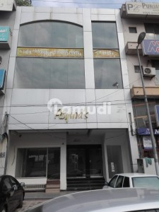 100 Feet Road And Corner 4 Marla Commercial Building For Sale In Dha Phase 4