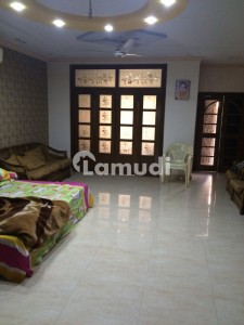 8 Marla Low Budget Like New House Available for Rent in Usman Block Sector B Bahria Town Lahore Neat  Clean House
