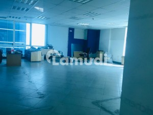 Blue Area Islamabad Stock Exchange 2700 SQ FT Office is available for Rent