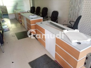Fully Furnished Ground Shop is For RENT