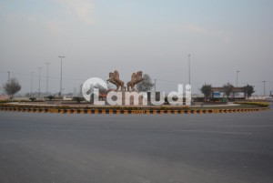 10 Marla Residential Plot For Sale In Ghazi Block Sector F Bahria Town Lahore