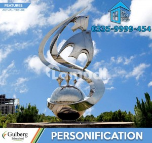 A Executive 7 Marla Plot For Sale In Gulberg Residencia Islamabad