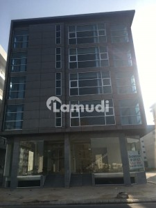 200 Yard Brand New Building For Rent  Phase 8