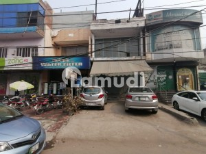 Best Opportunity For Business Men  05 Marla Commercial Building For Sale At Ferozepur Road In Between Mozang And Los Stop  Opp Icma Campus Lahore
