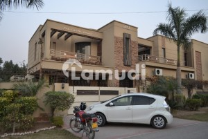 Modern Design Solid Construction Fully Furnished 1 Kanal Bungalow For Sale