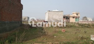 Centrally Located Residential Plot In Hafizabad Bypass Is Available For Sale