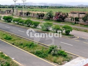 5 Marla Good Location North Open Plot Available For Sale In Regi Model Town Zone 1 Peshawar