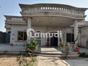 29 Marla House Is Available For Sale In Malak Pur