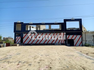 Ideal Building Is Available For Sale In Lalamusa