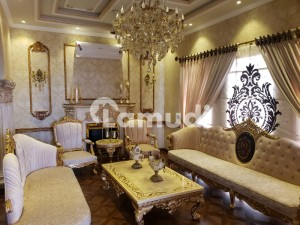 Near Park 1 Kanal Furnished Spanish Bungalow For Sale At Prime Location In Low Price