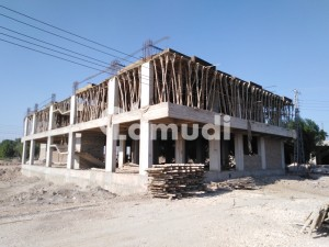 925 Square Feet Flat Under Construction For Sale
