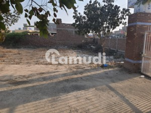 1 Kanal Plot Commercial Potential In Future 80 Feet Front Facing Ma Jinnah Road