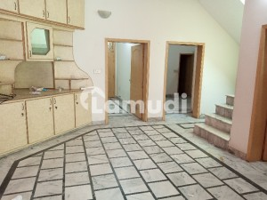 Double Storey    House For Rent In Beautiful Gulshan Abad