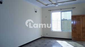20 Marla Lower Portion For Rent In Beautiful E-11