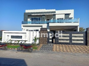 Brand New One Kanal House For Sale In Neelum Block Dc Colony Gujranwala