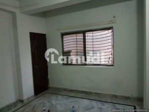 First Floor 2 Bed Flat Available For Office Use Or For Bachelors In Ghauri Town Phase 5 Islamabad