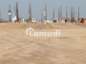 8 Marla Commercial Plot File Available On Down Payment