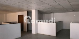 I10 4000 SqFt Beautiful SemiFurnished Office for rent located on a good location