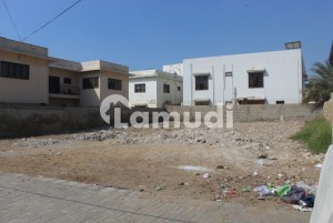 Wondrous Place 500 Yard Residential Plot Is Up For Sell on 15th street  Zone A Phasse 8
